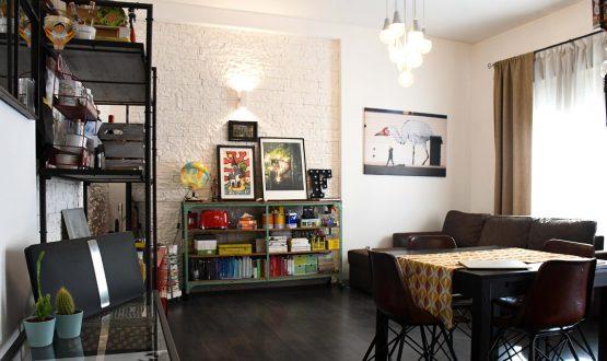 Abbattere le pareti: cucina a vista e spazi aperti