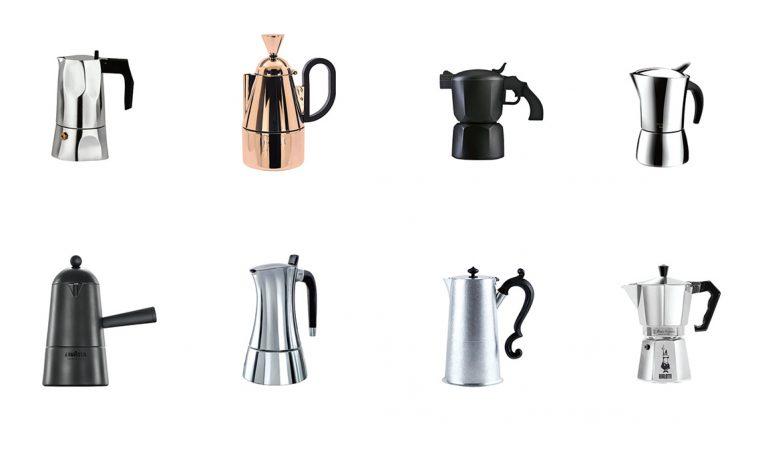 La moka per i cultori del caffè