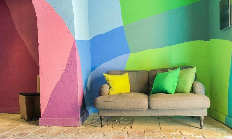 Trasformare i suoni in colore: intervista a Ligama