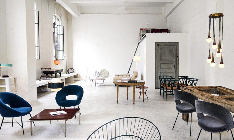 Showroom di antiquariato e design del 900 in Italia: quali visitare e perché