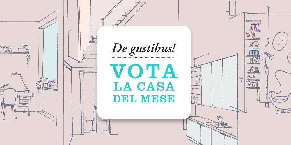 Vota la casa del mese – settembre 2020