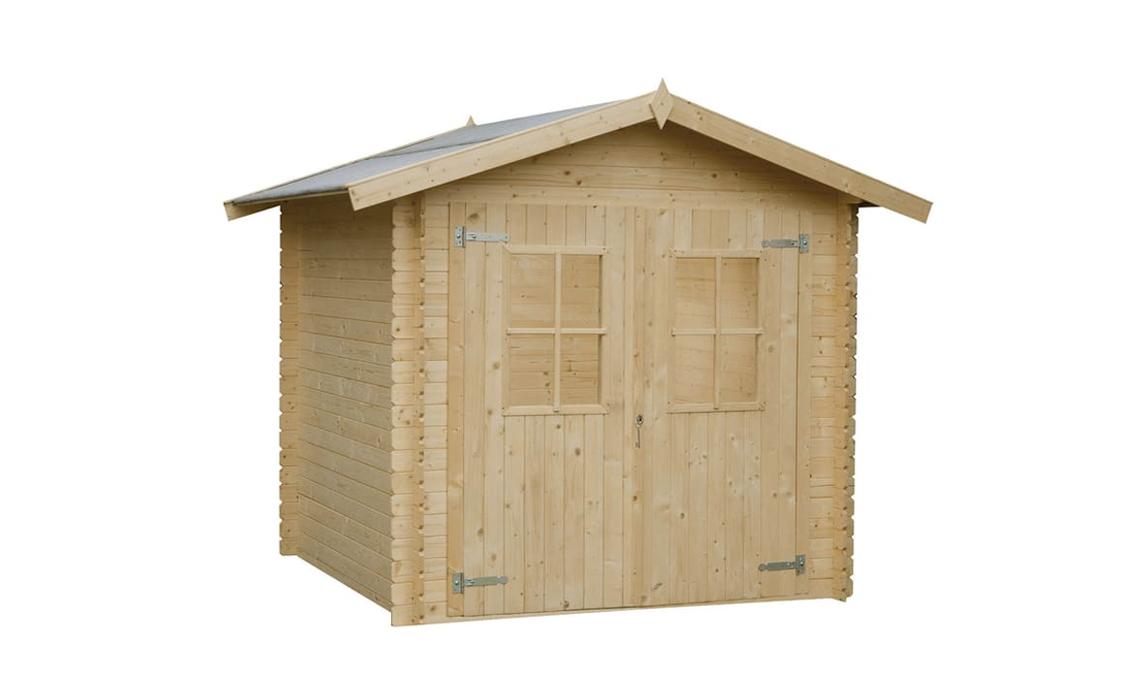 casetta legno Leroy Merlin