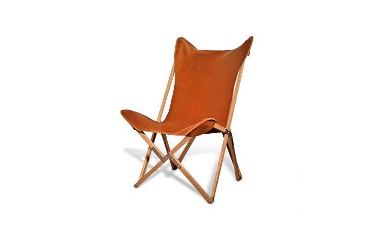 Icone del design: la sedia pieghevole Tripolina