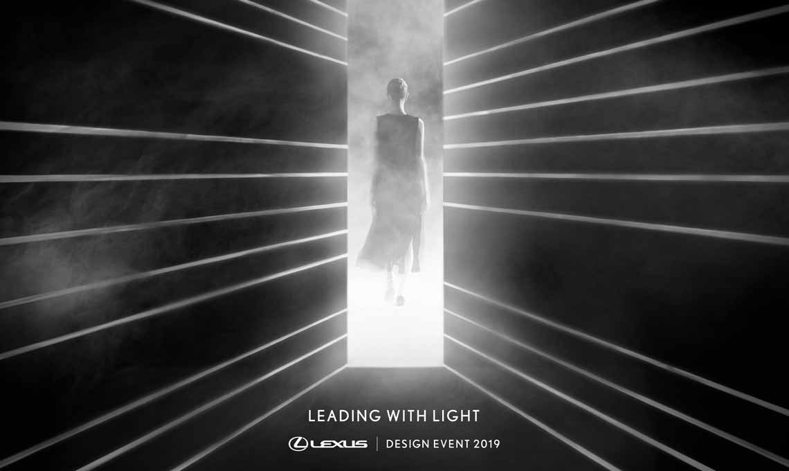 Leading with Light (Lexus)