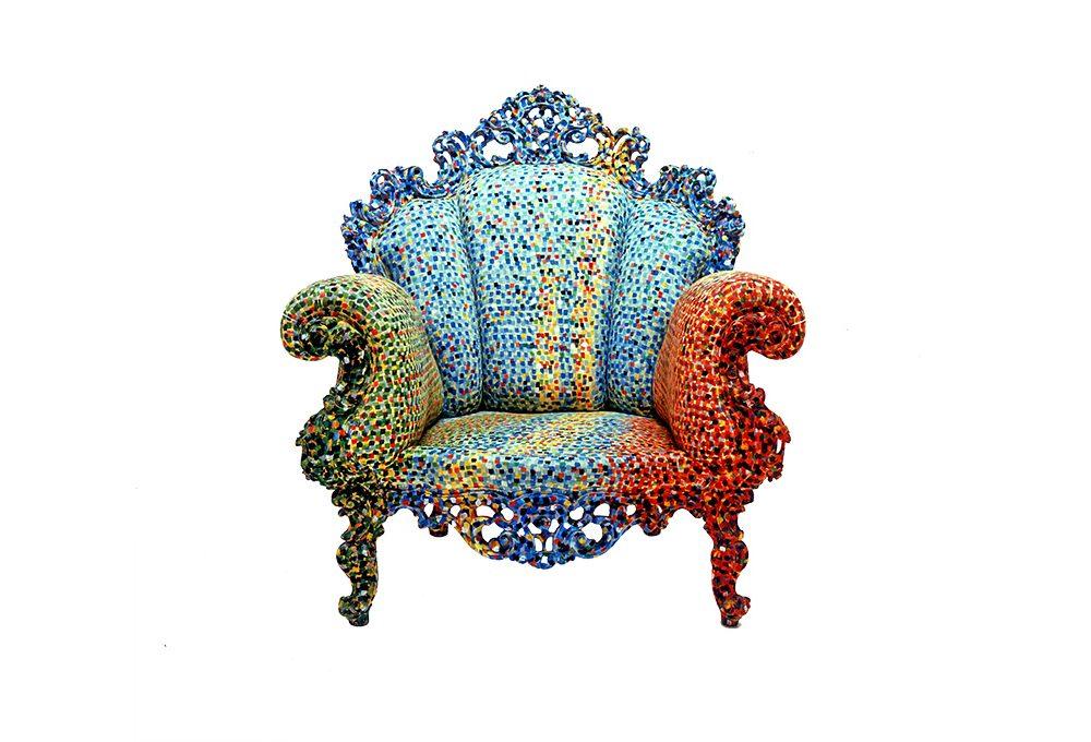 Icone del design: la poltrona Proust