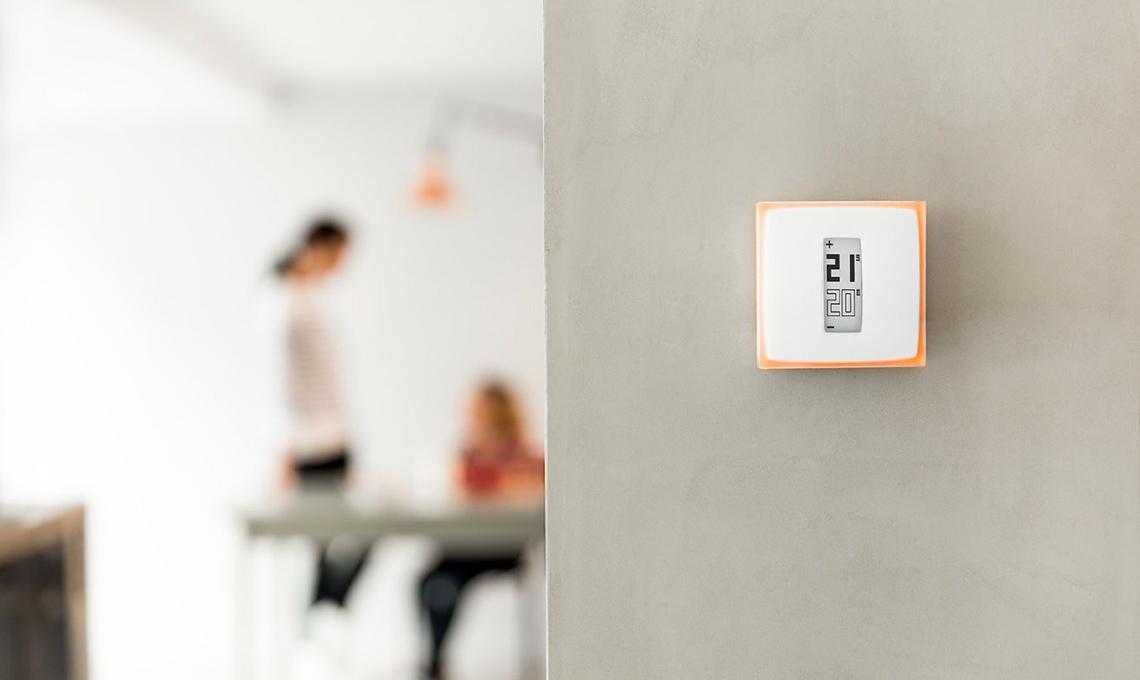 Netatmo, il termostato wireless che si può utilizzare con qualunque caldaia autonoma.