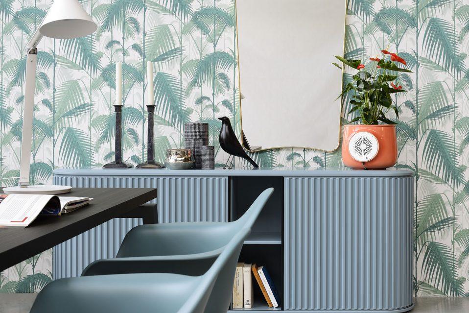 Clairy è un vaso smart, che ti aiuta a curare le piante e depura l'aria.