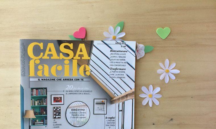 Clip floreali per segnare le pagine preferite di CasaFacile