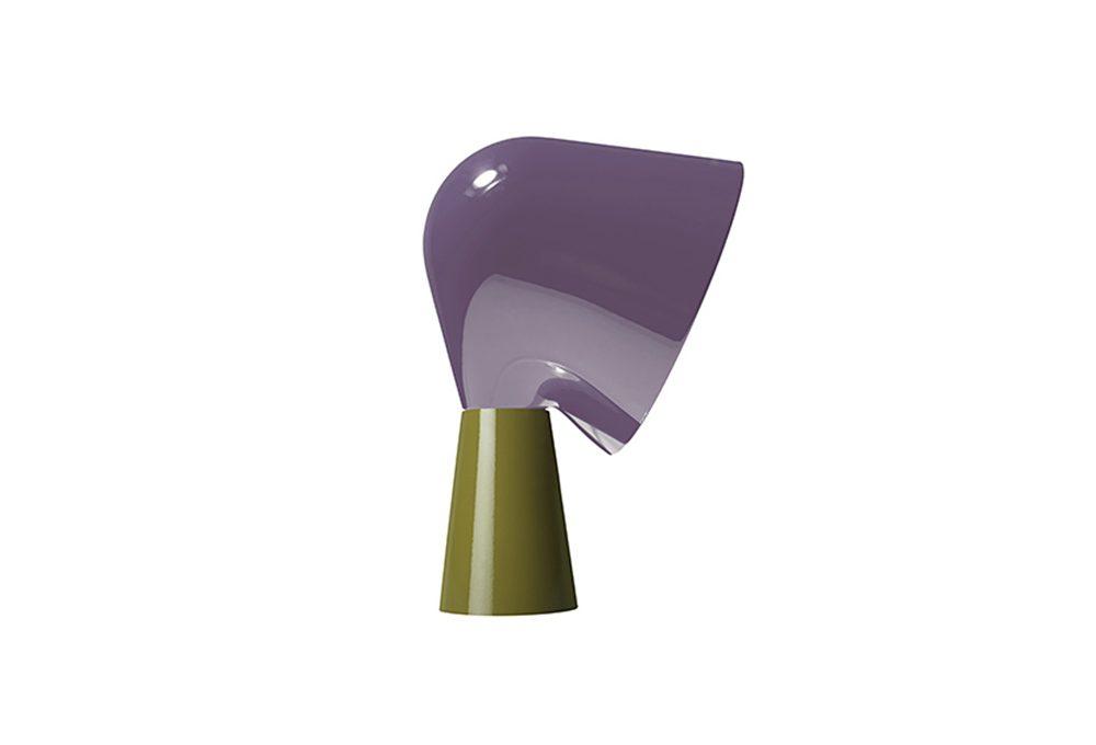 8 Mini lampade da tavolo