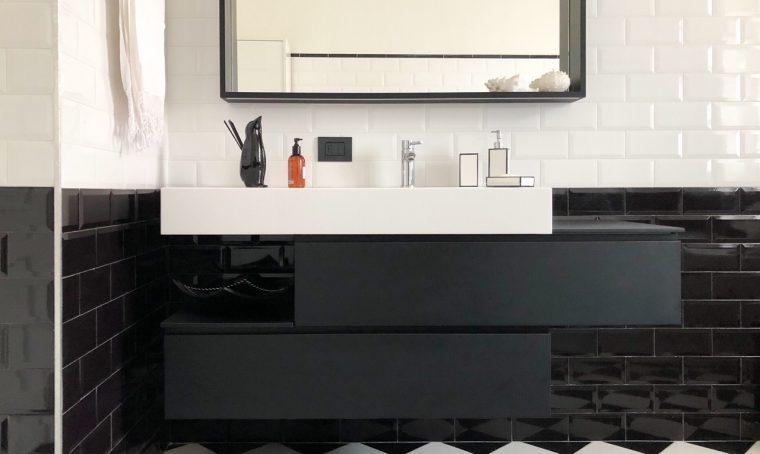 bagno rétro