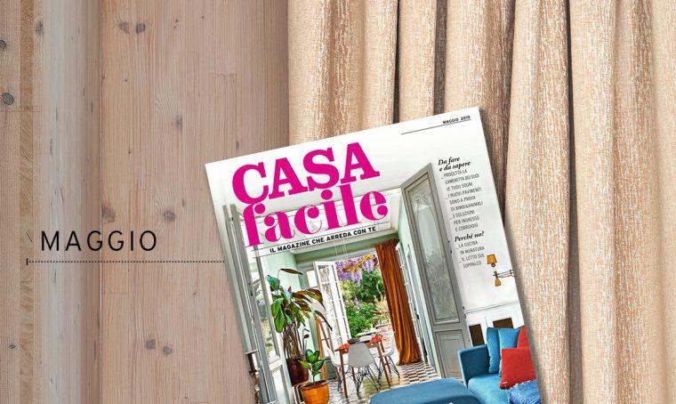 CasaFacile: il numero di maggio 2019