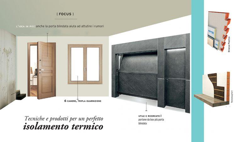 Tecniche e prodotti per un perfetto isolamento termico