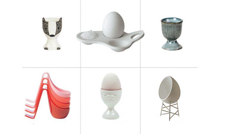 Uova alla coque: scegli un portauovo di design