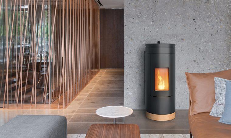 Tre designer per reinterpretare il tema 'fuoco': Patricia Urquiola, Paola Navone e Michael Geldmacher per MCZ