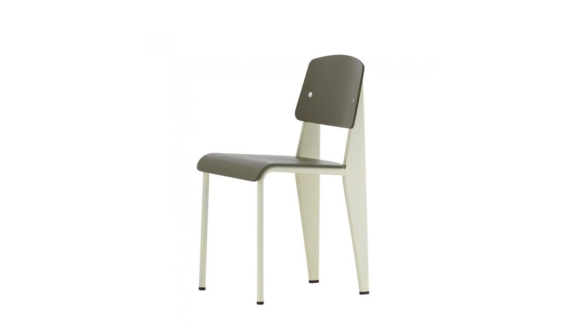 sedia legno vitra