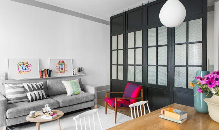 Con pochi trucchi decorativi la casa diventa fresca e smart