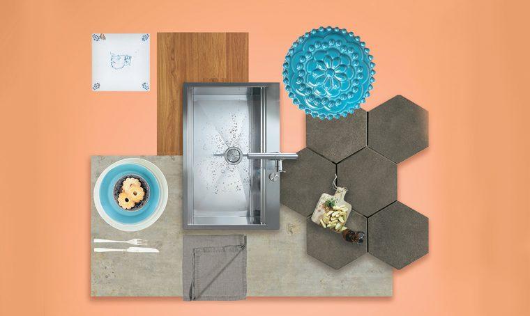 Cucina: sfrutta lo spazio con le mensole della giusta misura