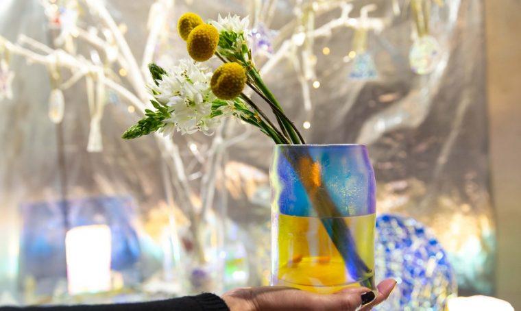 Bardelli Vetri Artistici: decorare con il vetro dicroico