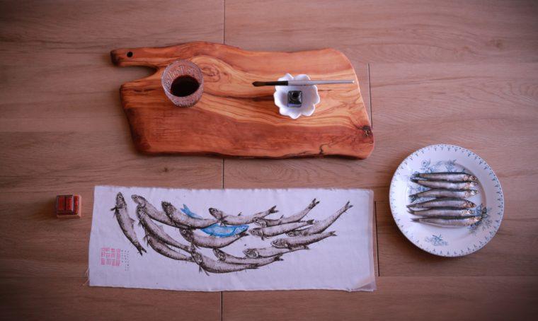 L'arte giapponese del Gyotaku