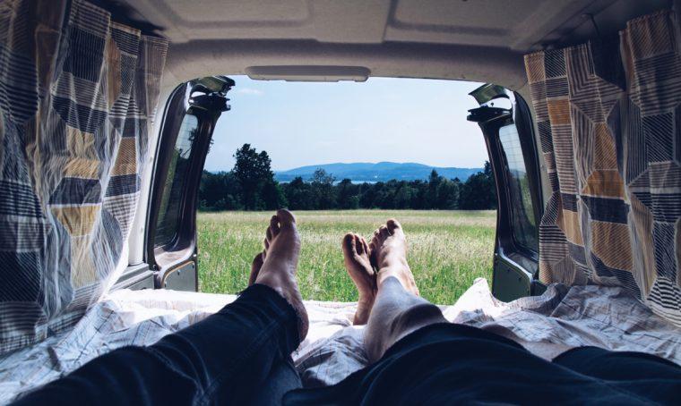 5 consigli per trasformare la propria auto in un camper