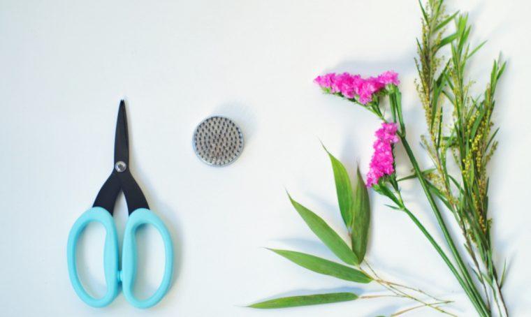 Ikebana: l'arte giapponese della composizione dei fiori