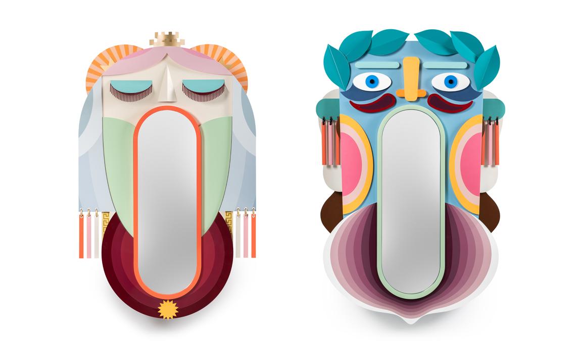 Mata e Grifo, altreforme / design Antonio Aricò ed Elena Salmistraro