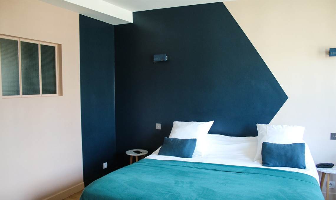 5 boutique hotel di design ispirano il relooking della camera da ...