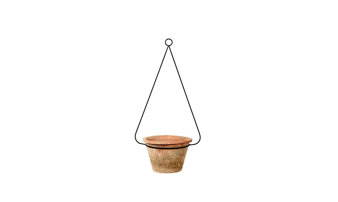 vasi sospesi per le piante