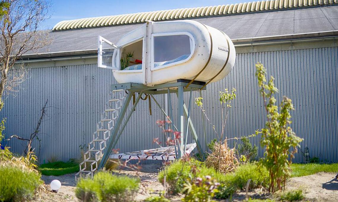 Culture Campsite, Rotterdam