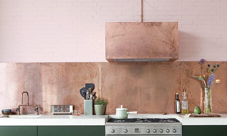 Copper style: l'arte di rivestire con il rame