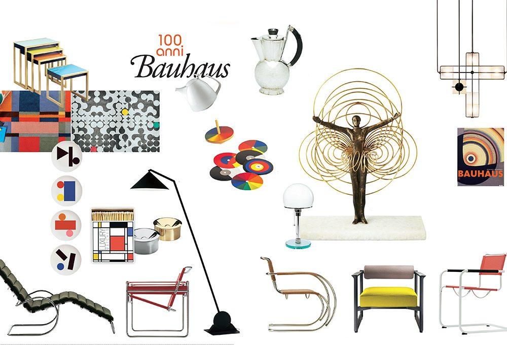 Tendenza: 100 anni di Bauhaus