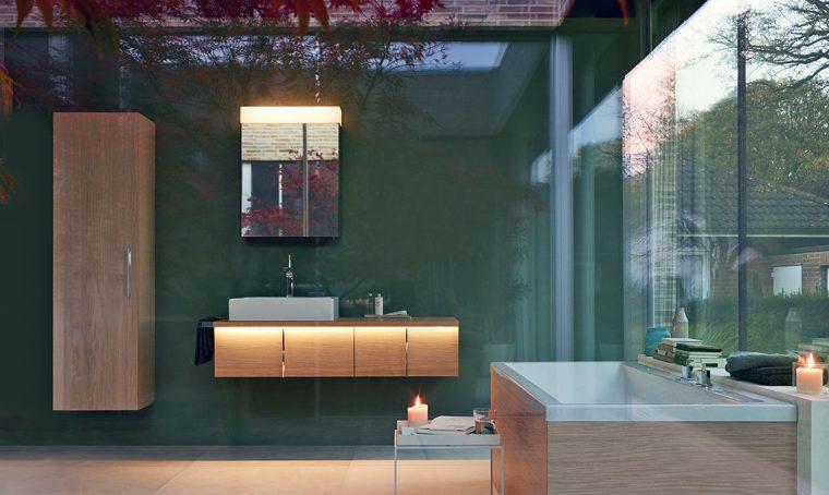 4 idee per un bagno 'total look'
