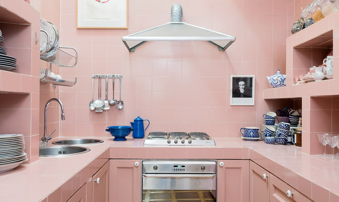 Cucina in muratura: 3 modi per realizzarla - CasaFacile