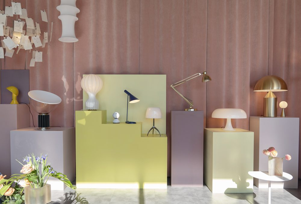 Le lampade più belle che hanno fatto la storia del design