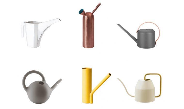 8 innaffiatoi di design