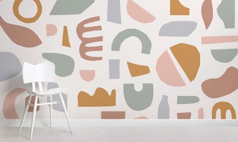 La collezione di carte da parati ispirate ai découpage di Henri Matisse