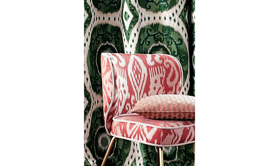 tende stile ottomano