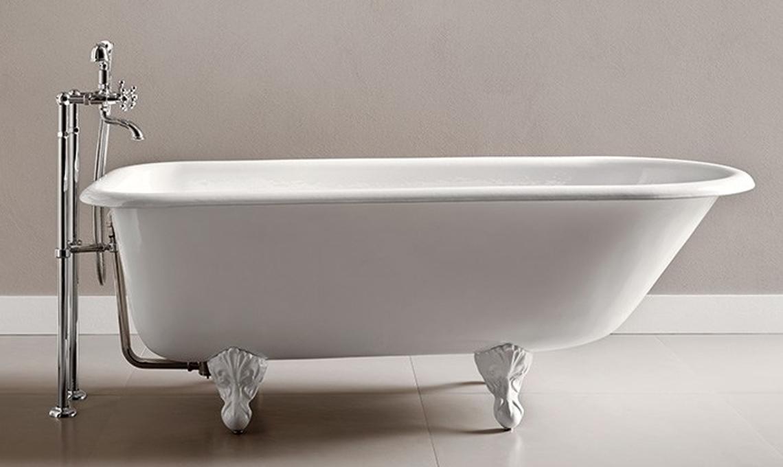 Vasche Da Bagno Con Piedini In Stile Vintage Casafacile