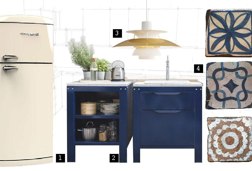 Tendenze in cucina: stile moderno con richiami rétro