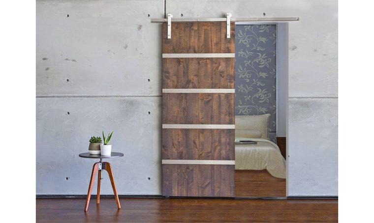 Barn Doors: porte scorrevoli in legno stile fienile