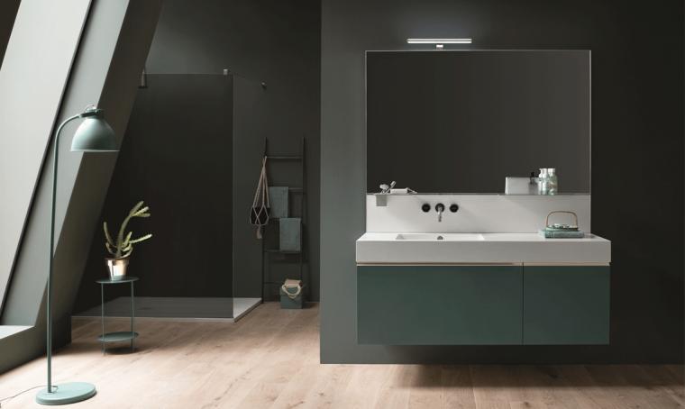 Il bagno, una passeggiata tra larici e querce