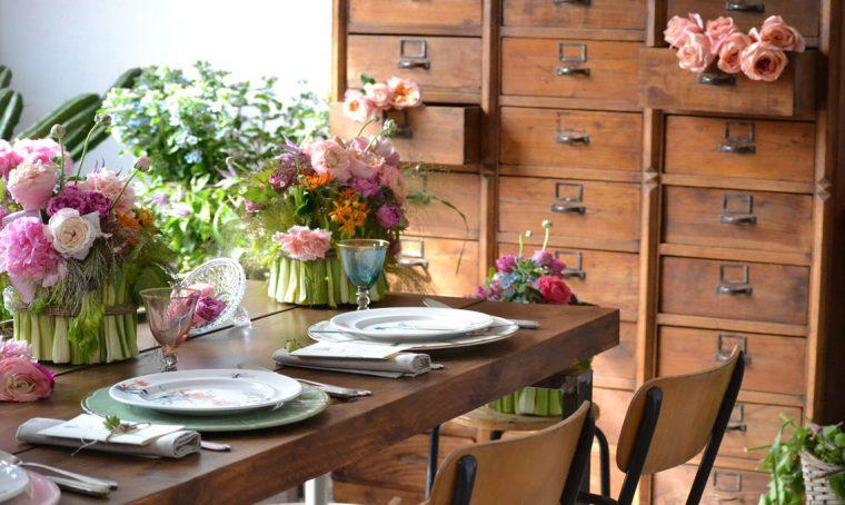 5 consigli per la tavola estiva