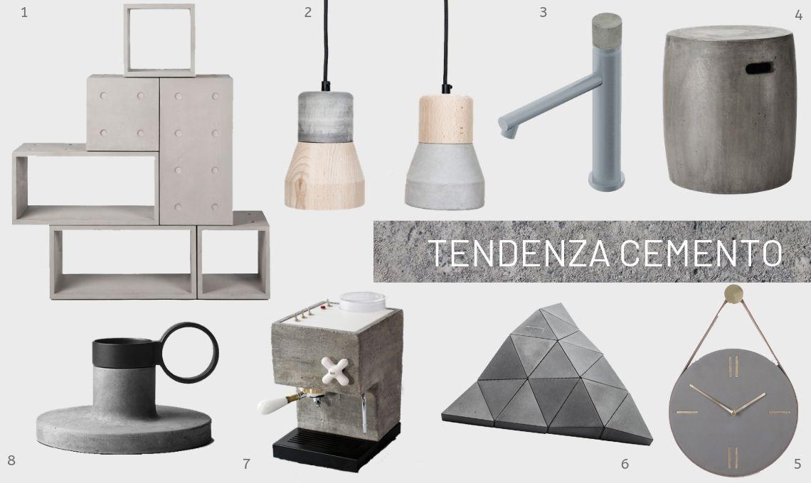 tendenza cemento