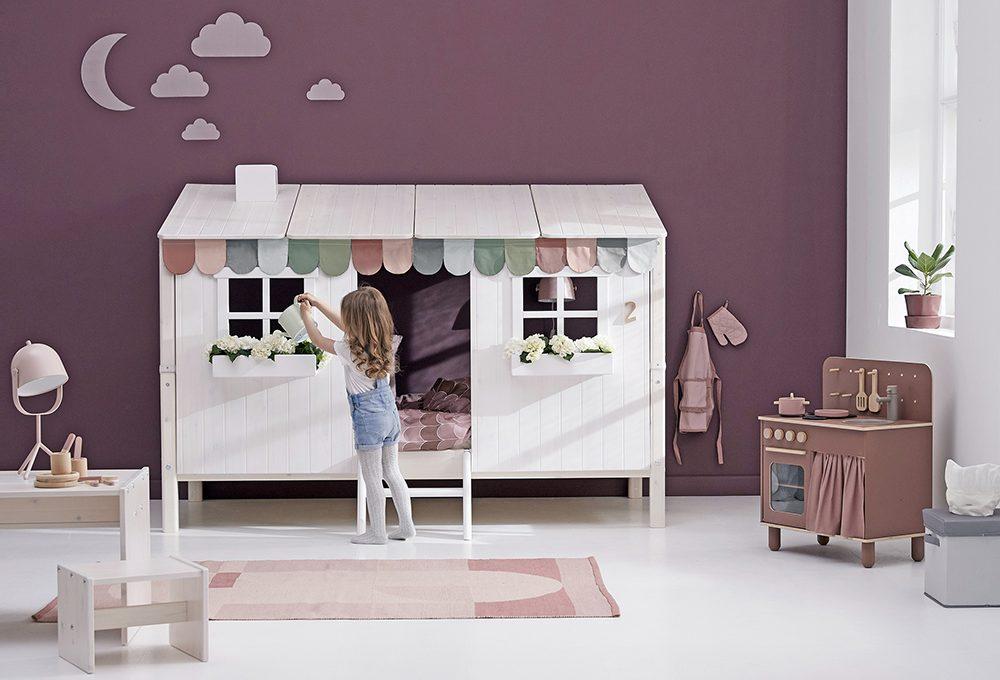 Camerette: scegli il letto ideale in base all'età