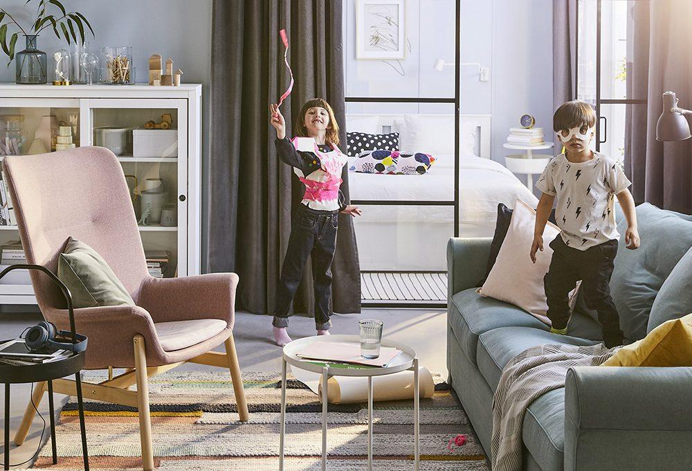11 divani a prova di bambini e animali domestici