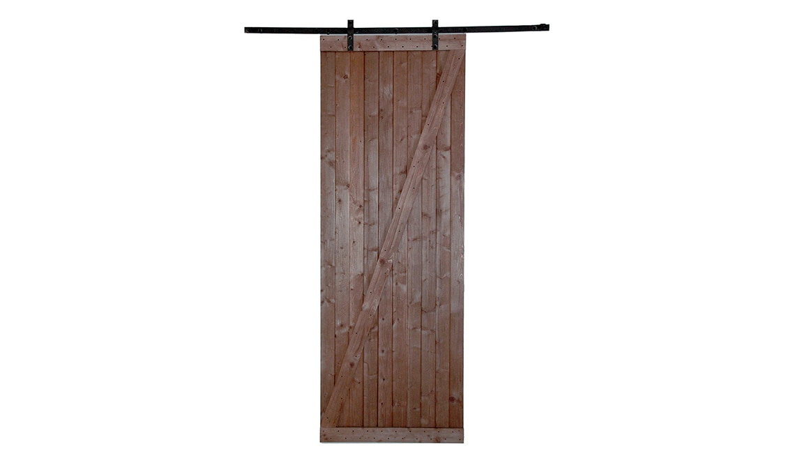 Barn Doors Porte Scorrevoli In Legno Stile Fienile Casafacile