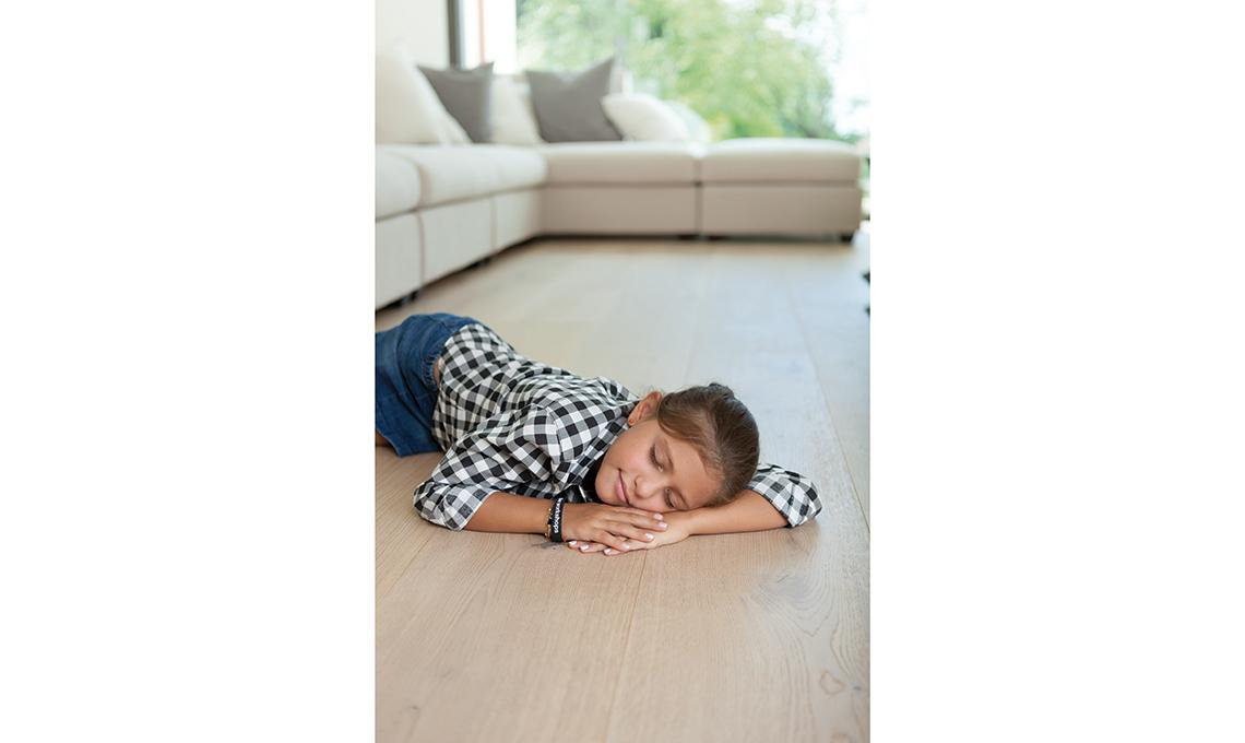 Pavimenti a prova di bambini e animali