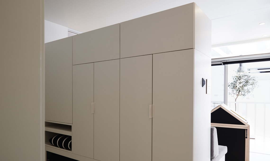 Armadio Letto A Scomparsa Ikea.Ikea Presenta La Parete Robotica Che Regala 8mq In Piu Casafacile