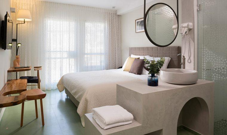 Hotel Margosa di Tel Aviv: in albergo come a casa