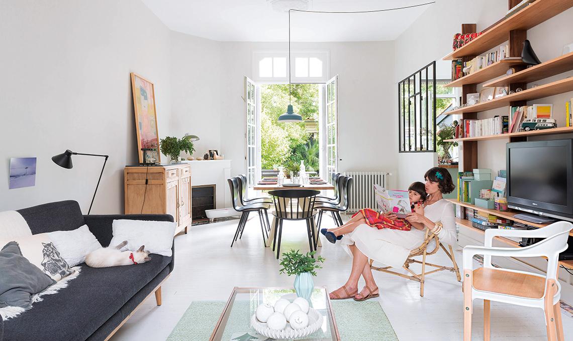 casa a bordeaux con giardino